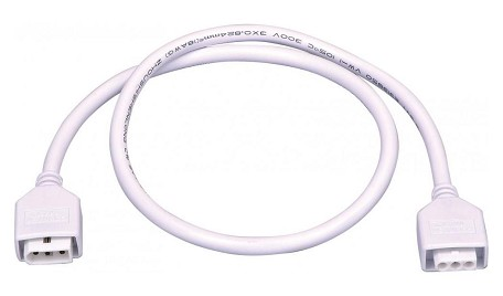 "CounterMax Collection White MX5 24"" Connecting Cord 89953WT"