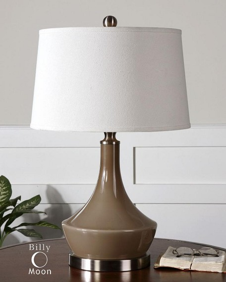 Gray Kerman 1 Light Table Lamp