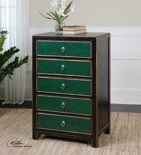 Uttermost Rago Accent Chest - 24359