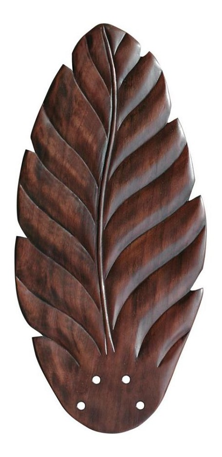 Emerson Fans Maui Bay Hand Carved Dark Cherry Blades (Set of 5) B50DC