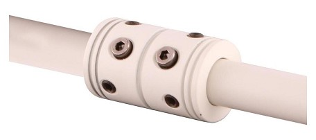 Emerson Fans Summer White Downrod Coupler CFDCAW
