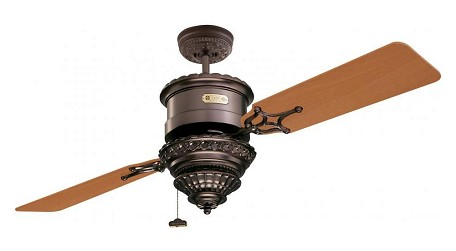Emerson Fans Oil Rubbed Bronze Fan Motor Without Blades - CF1ORB