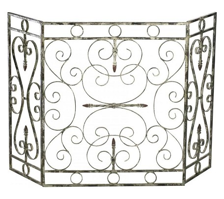 29.25in. Crawford Fire Screen
