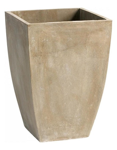 Brown 19.25In. Medium Curve Planter