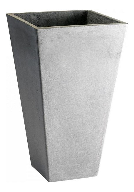 Slate 23.5In. Small Clay Planter