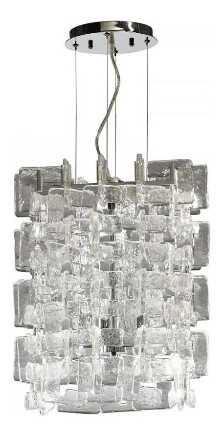 Clear 4 Light Ambient Lighting Pendent