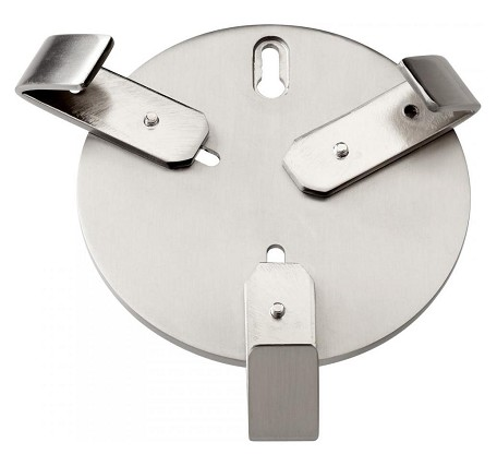 Satin Nickel Wall Hanger Bracket