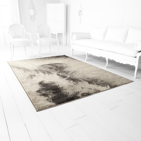 Charcoal Malaspina 126In. X 92.4In. Rug