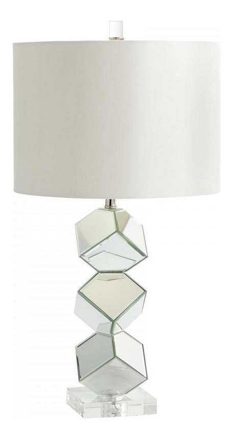 Cyan Designs One Light Mirrored Glass Table Lamp - 05903