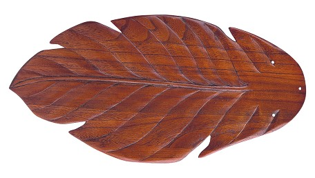 Craftmade Lo1 - Light Oak Philodendron Fan Blade - B556T-LO1