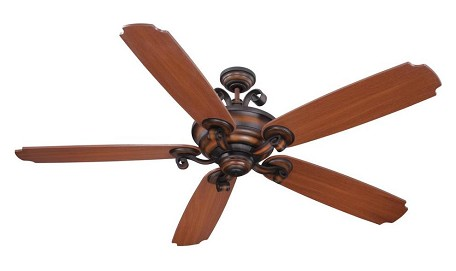 Craftmade Spanish Bronze Fan Motor Without Blades - SE68SPZ