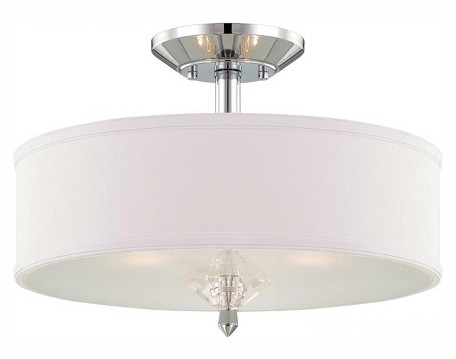 Palatial Collection Semi-Flush 84211-CH