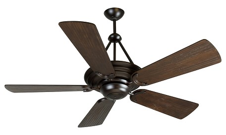 Craftmade Ob - Oiled Bronze Ceiling Fan - K10227