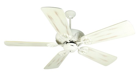 Craftmade Aw - Antique White Ceiling Fan - K10911