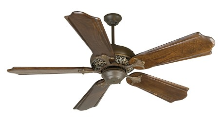 Craftmade Agvm - Aged Bronze/vintage Madera Ceiling Fan - K10730