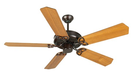 Craftmade Ob - Oiled Bronze Ceiling Fan - K10965