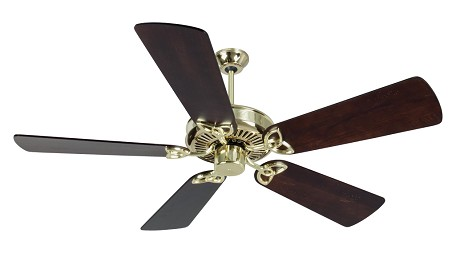 Craftmade Pb - Polished Brass Ceiling Fan - K10977