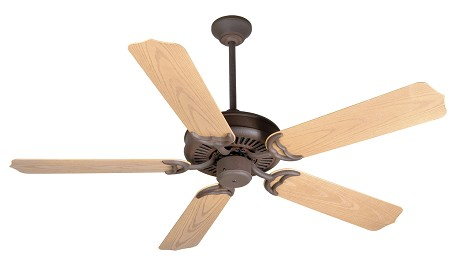 Craftmade Ri - Rustic Iron Ceiling Fan - K10737