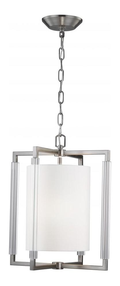 Feiss 2 - Light Fording Chandelier - F2928/2BS