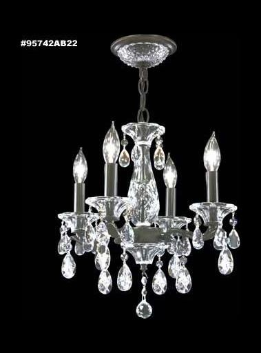 James R Moder Mini Chandelier - 95742AB22