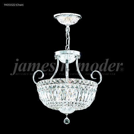 James R Moder Mini Chandelier - 94051S22