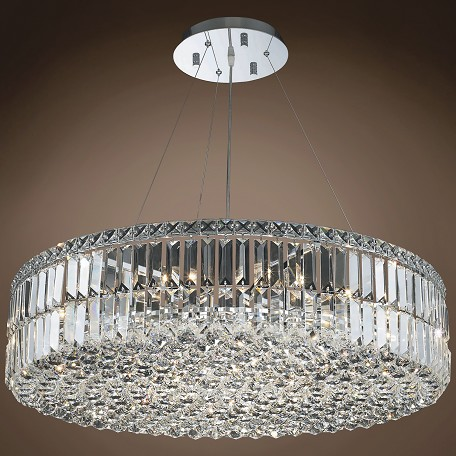 "Ibiza Design 18 Light 32"" Chandelier"