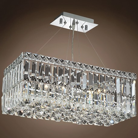 "Ibiza Design 4 Light 20"" Chandelier"