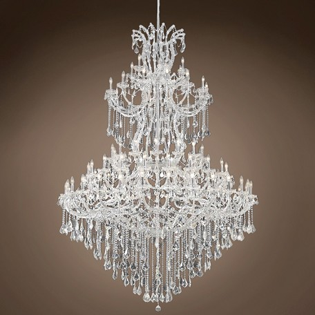 "Maria Theresa 85 Light 72"" Chandelier"