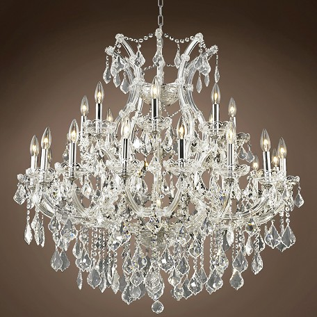 "Maria Theresa 24 Light 36"" Chandelier"