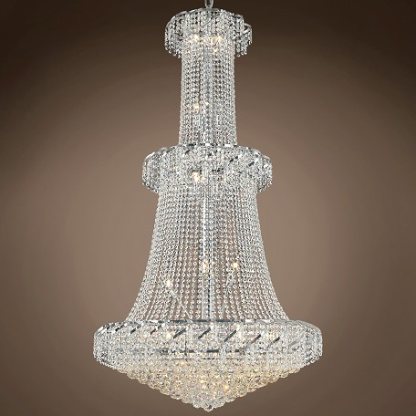 "Regal Design 32 Light 36"" Chandelier"