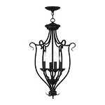 Bronze Coronado 4 Light 1 Tier Chandelier