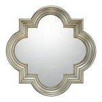 Mirror with Silver Finish - Savoy House 4-ASF05021-209