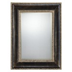 Rectangle Mirror in Dark Bronze with Gold Accents  - Savoy House 4-BLG2819-212