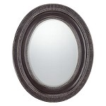 Oval Mirror in Woodtone Finish - Savoy House 4-DWGFOV4238