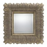 Square Mirror in French Gold Finish - Savoy House 4-SF05178-162