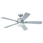 52in.; Ceiling Fan w/Blades & Light Kit - 374851
