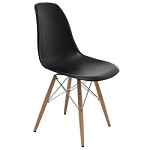 Black Charlie Dining Chair - 381226