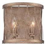 West Liberty 2 Light Wall Sconce - 382096