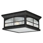 Bembridge 11in. Outdoor Flush Mount - Vaxcel International T0075