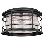 Hyannis 12-5/8in. Outdoor Flush Mount - Vaxcel International T0167