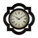 Lindsey Clock - Manufactured Wood - 393273