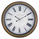 Henley Clock - Tin - 393292