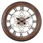 Audrey Clock - Metal - 393297