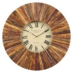 Chatham Clock - Wood - 393305