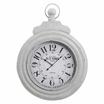Dillon Clock - Metal - 393363
