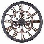 Senna Clock - Metal - 393386