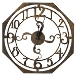 Ruhard Clock - Metal - 393407