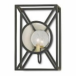 Old Iron Beckmore 1 Light Wall Sconce