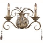 Wall Sconce - Angelite Collection - 08082-WS