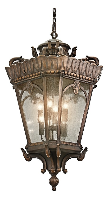 Londonderry 8 Light Oversize Outdoor Pendant